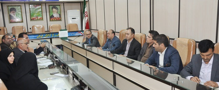 اولین جلسه ستاد ثبت نام دانش آموزان در آموزش و پرورش شهریار تشکیل شد