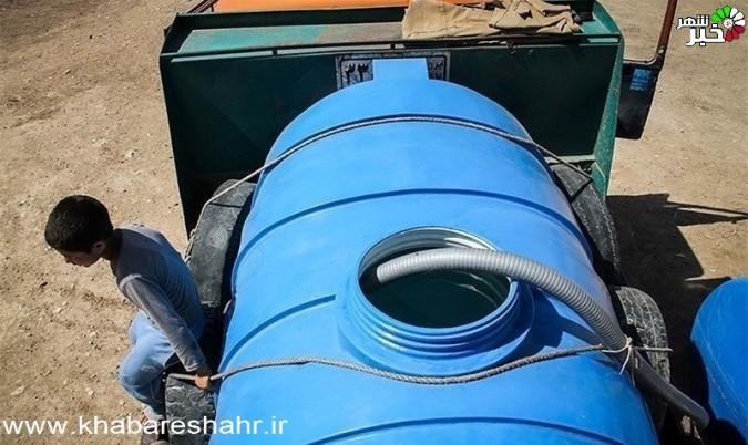 مشکل کمبود آب روستای اصیلآباد شهریار حل میشود