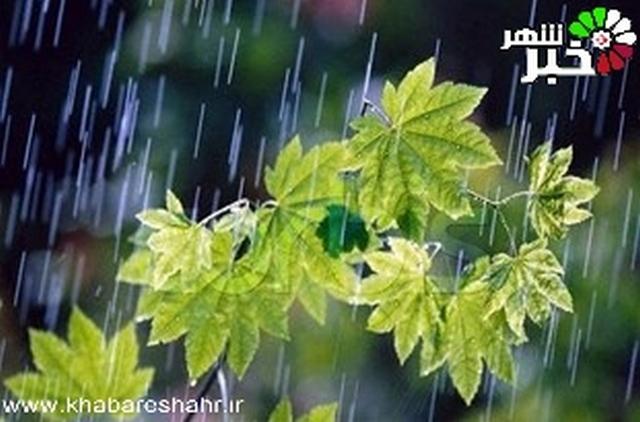پیشبینی وزش باد و رگبار پراکنده در استان تهران