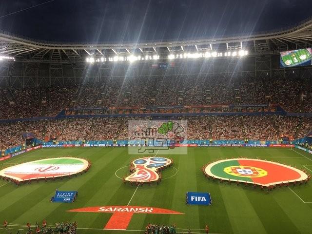 نتیجه نهایی بازی فوتبال ایران – پرتغال در 2018 روسیه