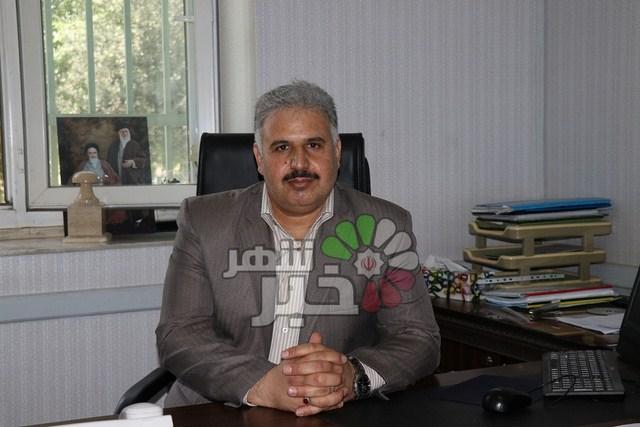 مدیر اداره جهاد کشاورزی شهرستان شهریار معارفه شد