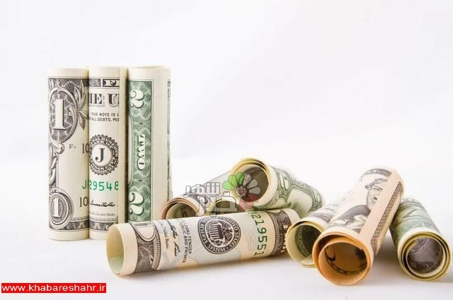 دلار بازهم گران شد/ نرخ ارز بانکی امرزو 7 تیر 97