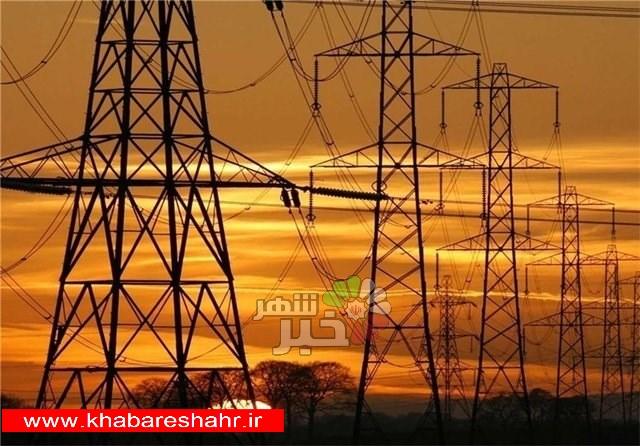 برنامه زمانبندی احتمالی اعمال محدودیت مدیریت بار در شبکه توزیع برق 14 مرداد + جدول