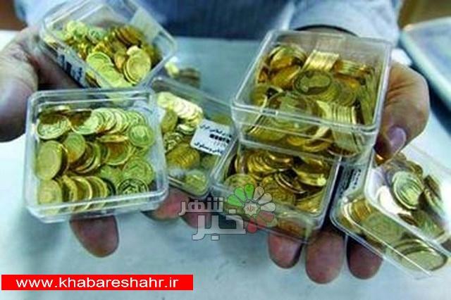 قیمت طلا، قیمت دلار، قیمت سکه و قیمت ارز امروز ۹۸/۰۲/۳۱