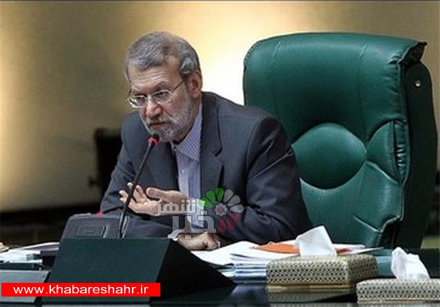 لاریجانی: قانوناً نمیتوان سؤال از رئیسجمهور را به قوه قضائیه ارجاع داد