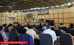 برگزاری دومین جلسه شورای هماهنگی مدیریت بحران شهرستان شهریار