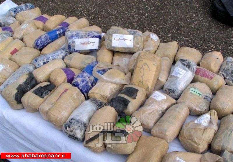 کشف بیش از 167 کیلو موادمخدر در غرب استان تهران