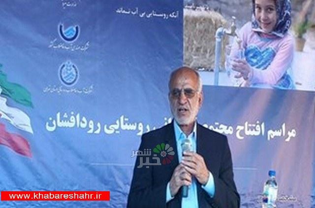کاهش 28 درصدی نزولات آسمانی در استان تهران