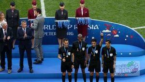 داوران در جام جهانی ۲۰۱۸ چقدر دستمزد میگیرند؟
