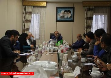 ستاد اربیعن حسینی شهرستان ملارد تشکیل جلسه داد
