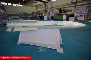افتتاح خط تولید موشک هوا به هوای «فکور»