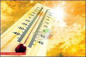 افزایش دمای هوا در روزهای آینده
