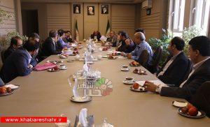 برگزاری پنجیمن جلسه کارگروه تسهیل و رفع موانع تولید در شهرستان شهریار