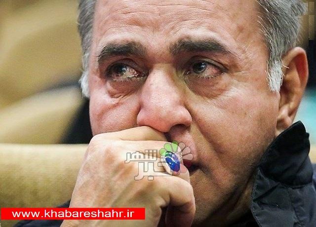 پیام پرویز پرستویی برای شهادت ۱۱ مرزدار ایرانی+ عکس