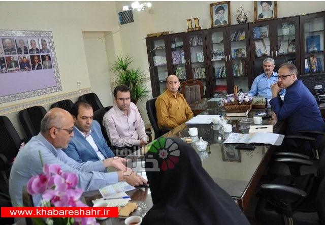 سومین جلسه کارگروه تخصصی پروژه مهر شهرستان شهریار برگزار شد