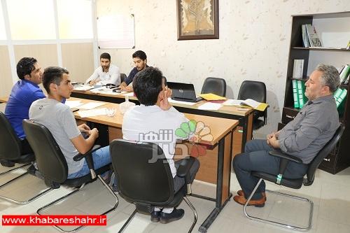 جلسه برگزاری مسابقات ورزشی در شهر فردوسیه برگزار شد