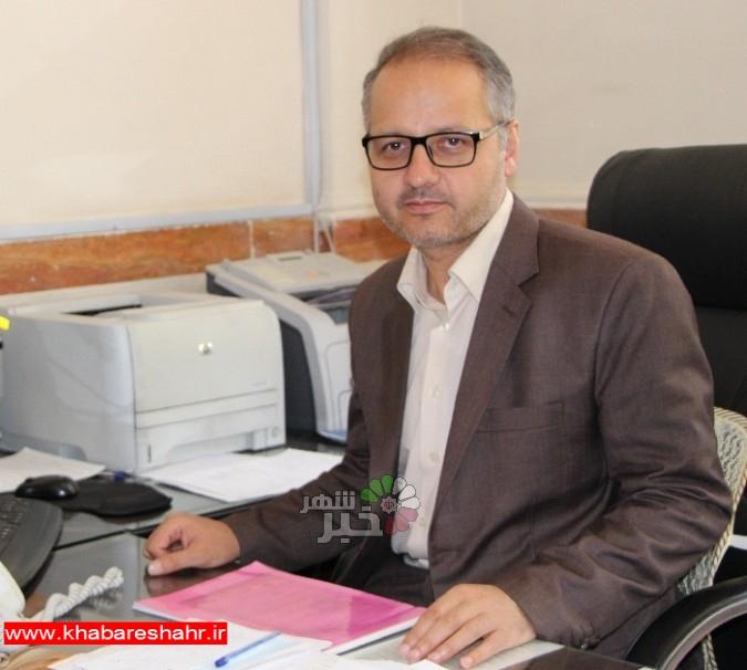 برگزاری جلسه کارگروه نظارت و ارزیابی پروژه مهر 97
