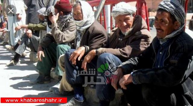 بلیط مشهد ـ ترکیه در دست مهاجران/ پول یک ماه کار در ایران نهایتا کفاف ۱۵ روز زندگی در افغانستان را میدهد!