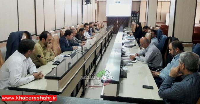 هفدهمین جلسه کمیته برنامه ریزی آموزش و پرورش شهریار برگزار شد