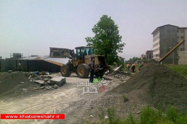 47 درصد ساخت و سازهای حریم شهر تهران غیرقانونی است