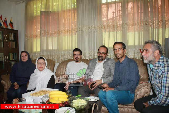 """از حال این روزهای """"ناصر رمضانی"""" فعال رسانه و مطبوعاتی بیشتر باخبر باشیم"""