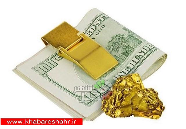 قیمت طلا، قیمت دلار، قیمت سکه و قیمت ارز امروز ۹۷/۰۶/۱۷
