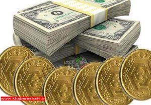 قیمت دلار، قیمت یورو، قیمت درهم و قیمت پوند امروز۹۸/۰۵/۱۰