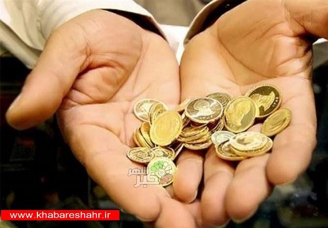 قیمت طلا، قیمت دلار، قیمت سکه و قیمت ارز امروز ۹۷/۰۶/۰۶