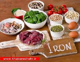 این ماده غذایی بیش از گوشت آهن دارد