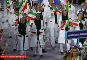 بازیهای آسیایی ۲۰۱۸| کاروان ایران با چه ترکیبی در مراسم افتتاحیه رژه میرود؟