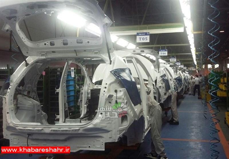 موافقت مجلس با تحقیق و تفحص از خودروسازان داخلی