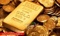 کاهش ۴.۴ دلاری قیمت طلا در بازار جهانی/ هر اونس ۱۲۰۱.۹ دلار