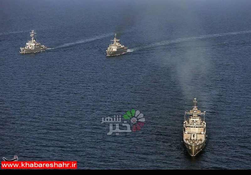 """اولین ناوشکن ارتش به """"فالانکس ایرانی"""" تجهیز شد/ دفع حملات به شناورها با """"سامانه دفاع نزدیک"""""""
