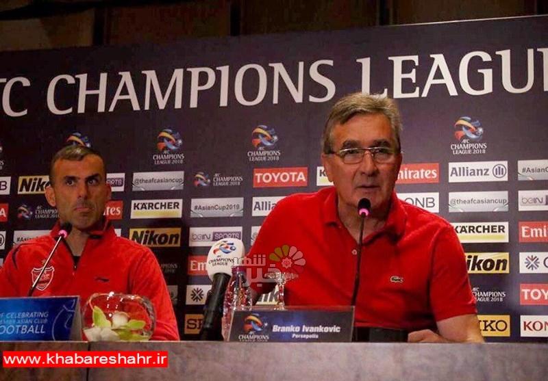 میدانیم بازی سختی مقابل بهترین تیم آسیا پیش رو داریم/ این الدحیل با تیمی که شکستش دادیم کاملاً متفاوت است