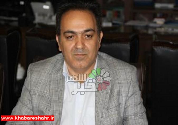 سرپرست معاونت فنی و عمرانی فرمانداری شهرستان ملارد منصوب شد