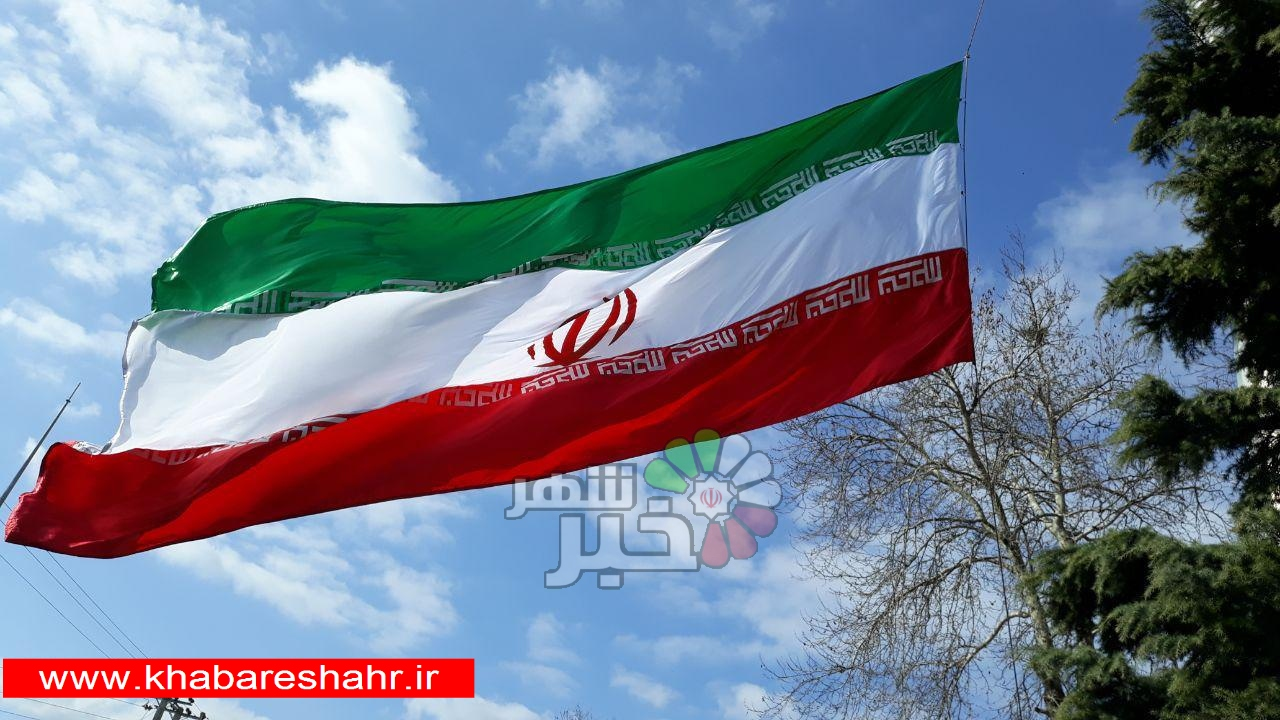 فعالیت 39 ساله نخستین تولید کننده پرچم کشور در ملارد