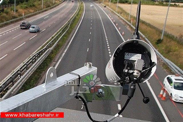 ثبت و جریمه تخلفات جاده ای 2/3 میلیون راننده