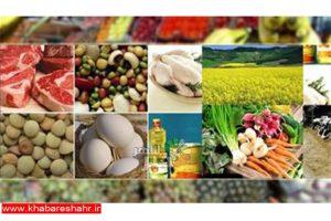 افزایش قیمت خُردهفروشی ۱۱ گروه موادخوراکی