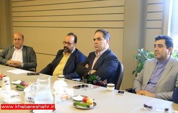 برگزاری جلسه ستاد گرامیداشت روز خبرنگار شهرستان شهریار