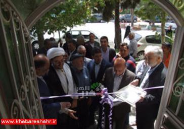 افتتاح دهیاری روستای یوسف آباد صیرفی همزمان با هفته دولت