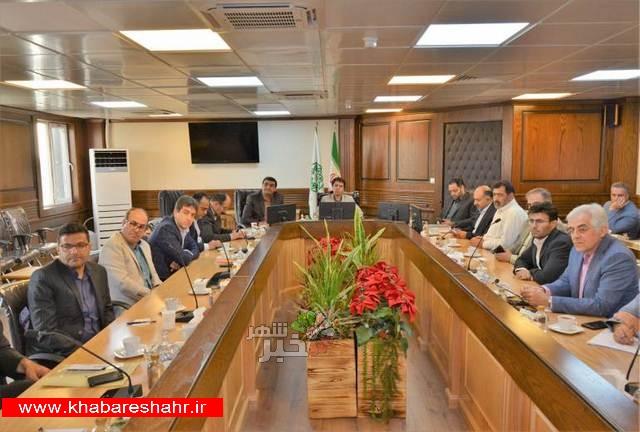 جلسه شورای معاونین و مدیران در شهرداری ملارد برگزار گردید