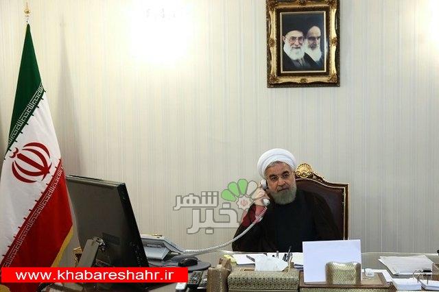 روحانی از نیازی برای شرکت در اجلاس همکاریهای آسیا دعوت کرد