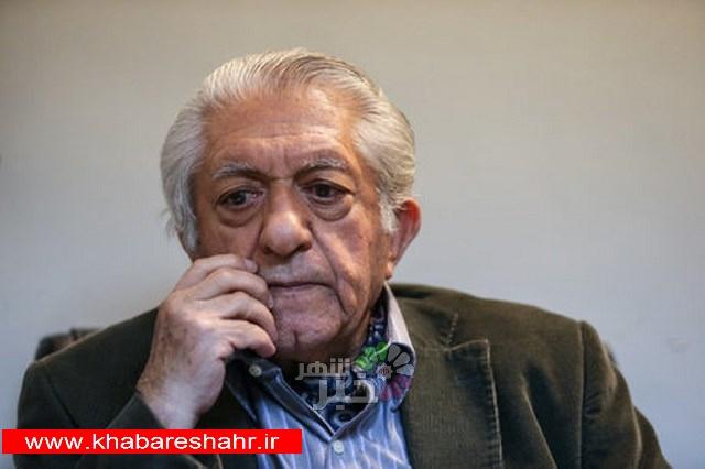تسلیت شخصیتها در پی درگذشت عزتالله انتظامی
