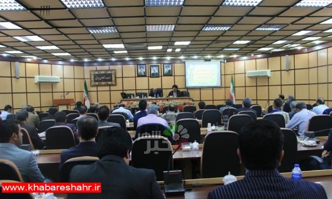 جلسه ستاد هماهنگی بزرگداشت هفته دولت در شهریار برگزار شد