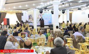 مراسم گرامیداشت سالروز ورود آزادگان به میهن اسلامی در شهرستان شهریار