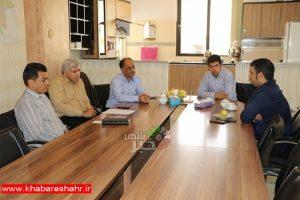 برگزاری جلسه رفع مشکلات آب و برق شهر توسط شورای اسلامی فردوسیه