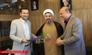 انتصاب علی ملکی به عنوان سرپرست اداره بازرسی فرمانداری شهرستان شهریار
