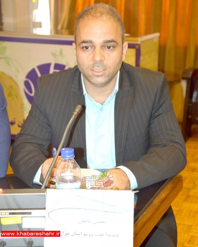 مجتبی جانعلی برای 4 سال رئیس هیات ووشو استان تهران شد
