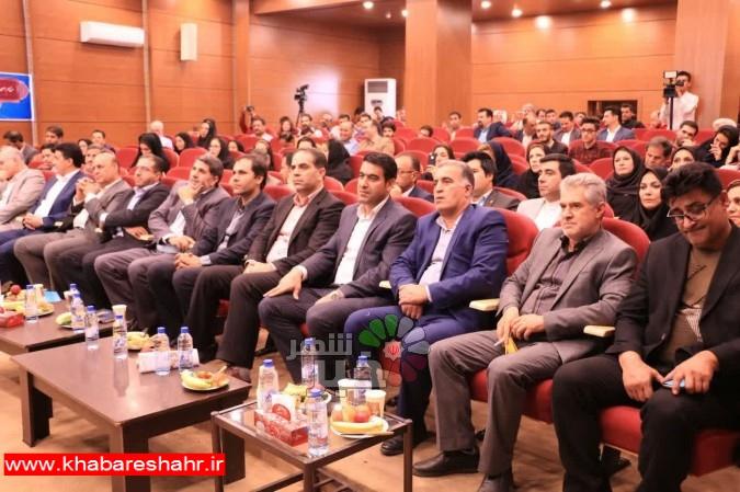 ویژه برنامه گرامیداشت ١٧ مرداد ماه روز خبرنگار در شهریار برگزار شد