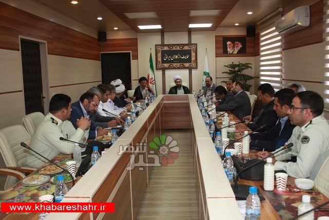 دومین جلسه شورای فرهنگ عمومی شهرستان شهریار در سال 97 برگزار شد